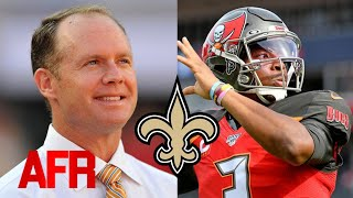 GM explains why Jameis Winston is perfect fit with Saints
