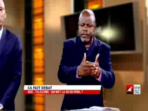 RDC - TELECOMS : QUI MET LA 3G EN PERIL? 1/3