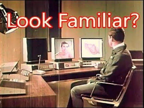 What 1999 Was Predicted to Look Like Back in 1967...Fashion, PC's, 3D Video! How Right Were They?