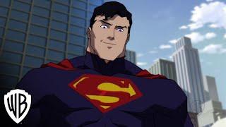 The Death of Superman - Clip - Superman vs. Mannheim