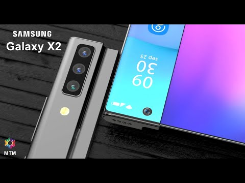 Samsung Galaxy X2 Launch Date, 5G, Camera, Price, Features, Trailer, Release Date, First Look, Specs