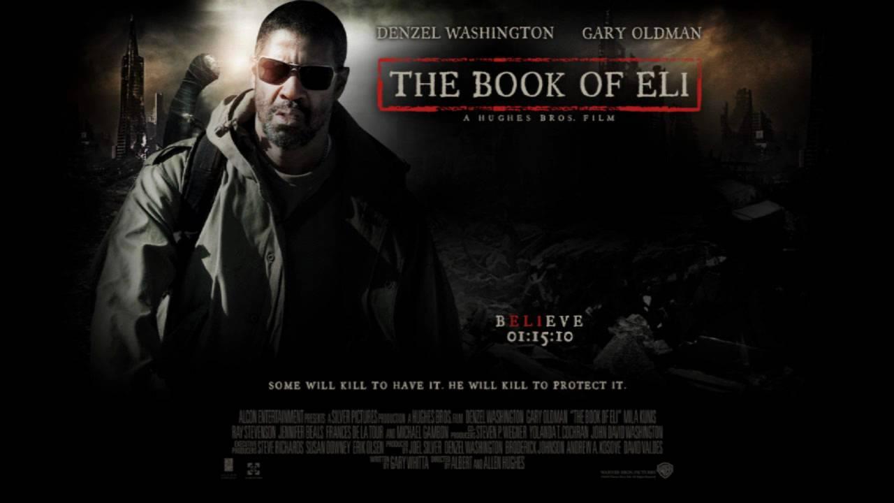 Book of eli movie blind
