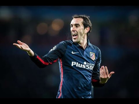 Diego Godin // Golden Heat ● Great Defending Skills ● HD 1080p