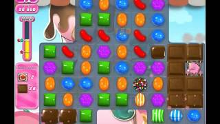 candy crush saga level 1614(no boosters)