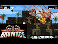 BROFORCE Free Playstation Plus 2D Arcade Shooter Game PS4/Steam
