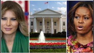 MELANIA TRUMP MAKES GRUESOME DISCOVERY ON HER FIRST DAY LIVING AT THE WHITE HOUSE!