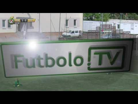 Panevėžio PFA -SG - Vilniaus FA įvarčiai