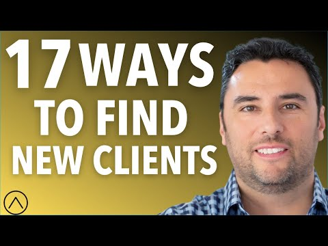 17 Ways to Find Agency Clients with Joe Soto | Local Consulting Academy