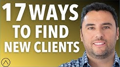 17 Ways to Find Agency Clients with Joe Soto | Marketing Agency Academy