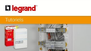Comment installer un coffret de communication Full Media Legrand tout RJ45 ?