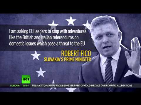 Robert Fico - slovenský premiér l Dobrodružstvá ako je…