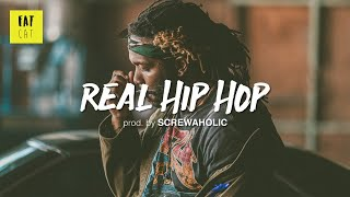 (free) 90s Old School Boom Bap type beat x hip hop instrumental | 'Real Hip Hop' prod by SCREWAHOLIC