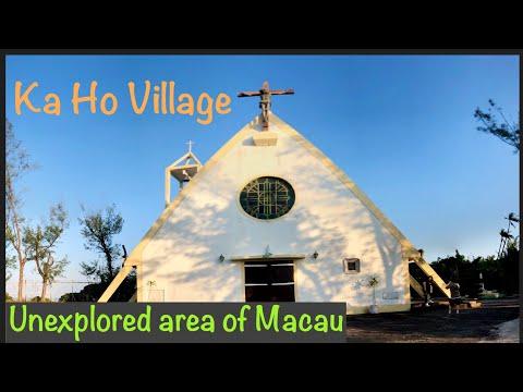 Ka Ho Village Macau   unexplored area of Macao  Macao hidden spot