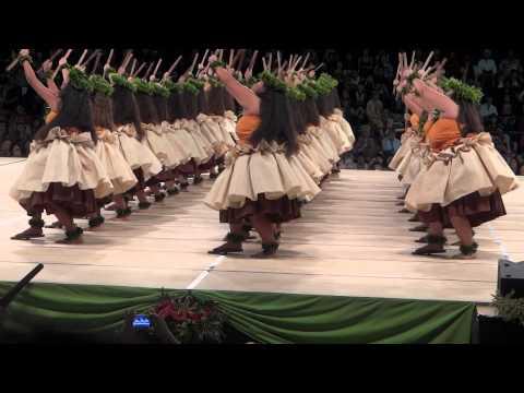 Merrie Monarch 2012, Halau Hula O Kamuela