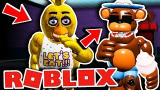 New FNAF RP: Freddy & Friends Summer Event RP Morphs! - FNAF Roblox
