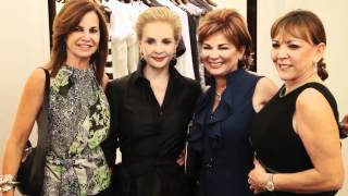 Grand Opening of the CH Carolina Herrera Boutique