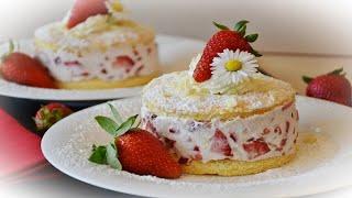 Бисквит с Лимонадом - Простой и Вкусный Рецепт Домашней Выпечки
