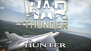 War Thunder - Hunter