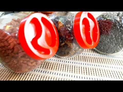 Как лучше хранить сухофрукты