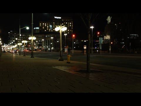 Ottawa At Night - Canon T5i Test