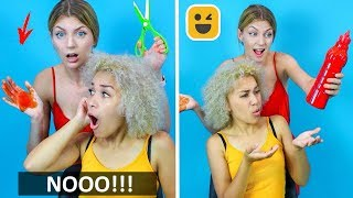 FUNNY DIY PRANKS! Best DIY Pranks on Family & Friends!