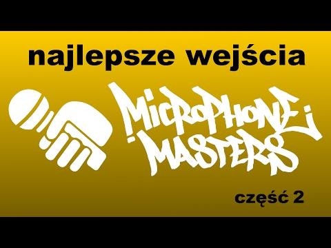 Microphone Masters # najlepsze wejścia cz.2 # Muflon, Edzio, Filipek, Flint, TrzySześć, Bośniak