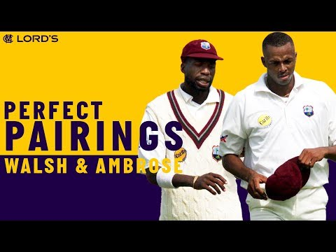 Curtly Ambrose & Courtney Walsh | Perfect Pairings