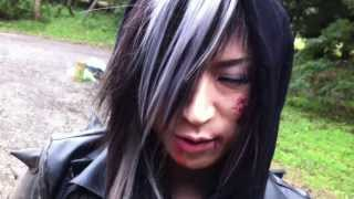 D - Dark Wings music video backstage / Съемки клипа Visual Kei группы D.