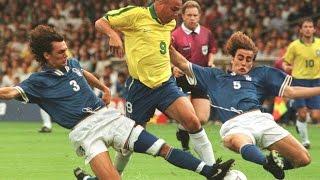 Italia - Brasile (Torneo di Francia) 08/06/1997