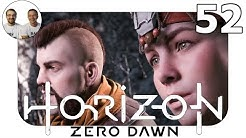 Horizon Zero Dawn Let's Play - AB INS GRENZGEBIET - Gameplay Deutsch HZD - #52