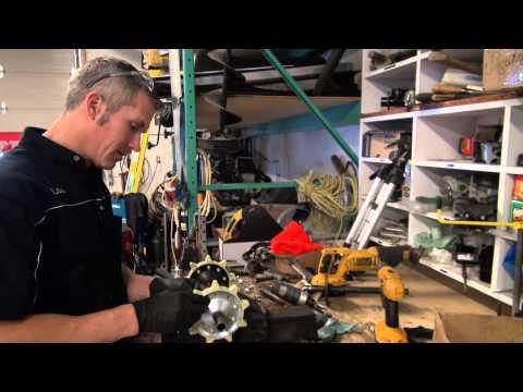 Skidoo Elan Series #6 Axle driver replacement, PowerModz!