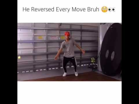 He reversed every move bruh !?!