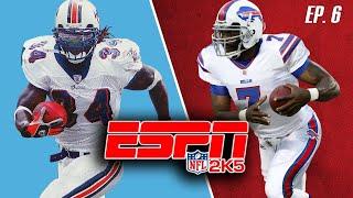 ESPN NFL 2K5   Bills (4-0) vs. Dolphins (2-3)   Week 6   EP. 6