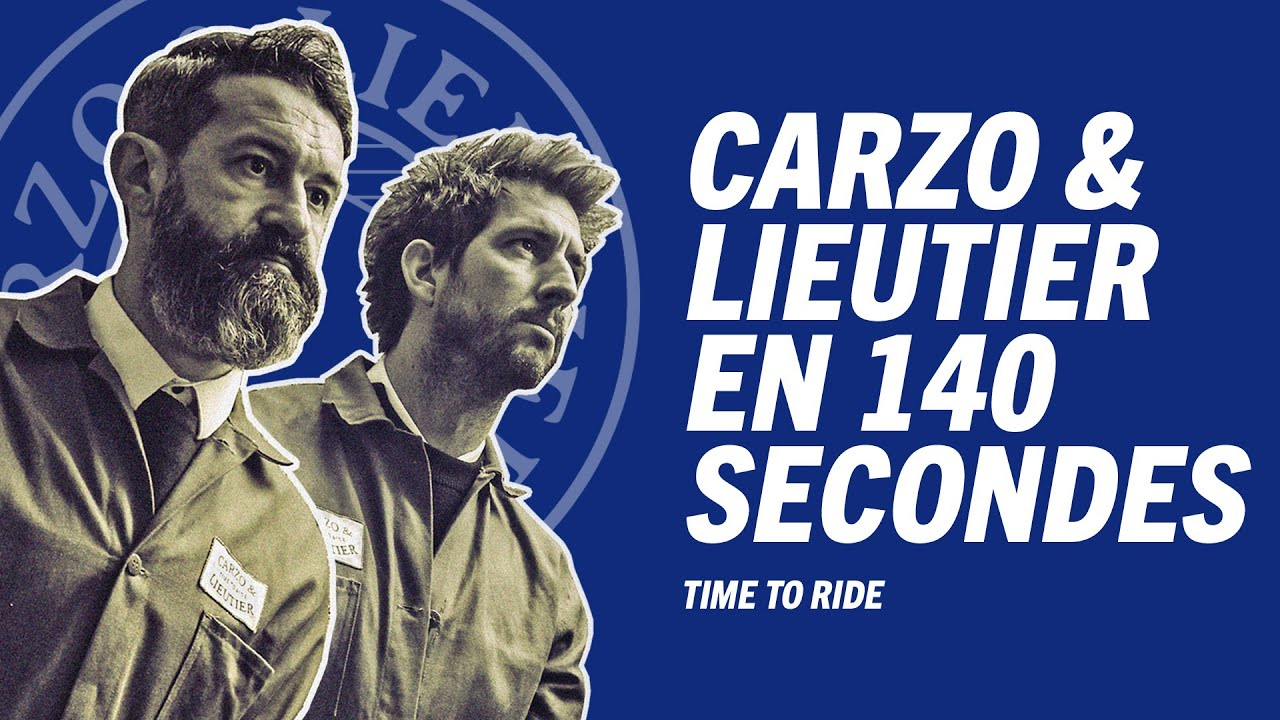 Carzo & Lieutier | Time to Ride