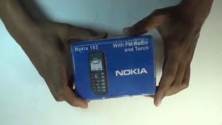 Nokia 103 Mobile Phone Review in Bangla