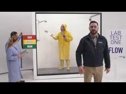 Always Testing the Waters - Waterpik® Shower Innovation