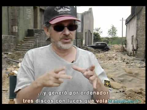 """Close Encounters of the Third Kind"" Making Of ( In English w. Spanish subs.) Part 3"