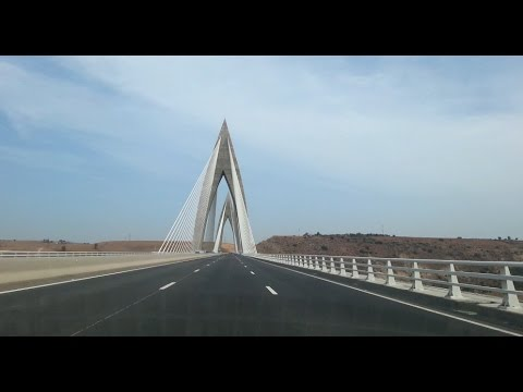 A3 et contournement de Rabat-Salé  الطريق السيارالمداري للرباط