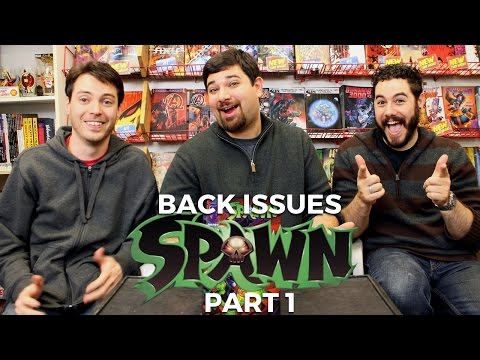 Back Issues - Spawn on Back Issues