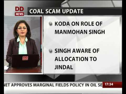 Coal scam: Madhu Koda blames former PM Manmohan Singh