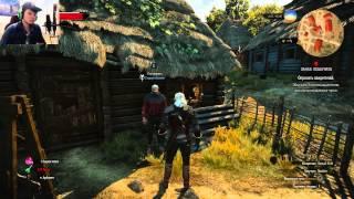 Прохождение The Witcher 3: Wild Hunt #6 - Сексуальная Кейра