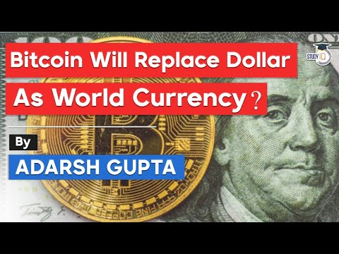 Can Bitcoin Replace Dollar As A Global Currency? Comparison Between Fiat Currency U0026 Crytocurrency