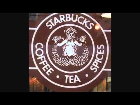subliminal image in the starbucks logo funnycattv