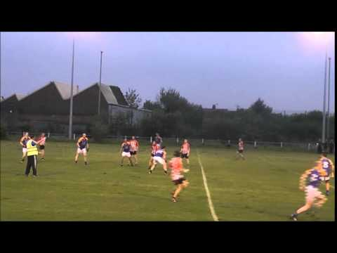 Jeramiah O'Donovan point Naomh Padraig v Sons Of Erin