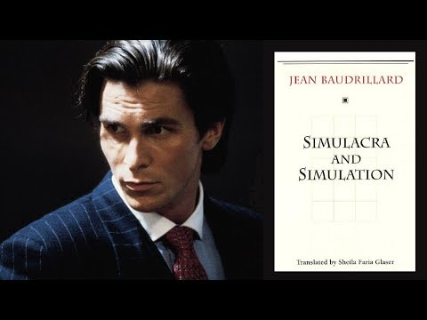 American Psycho, Baudrillard and the Postmodern Condition