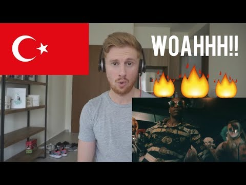 (WOAHHH!!) Kolera - 4X Daha (Official 4K Video) // TURKISH RAP REACTION