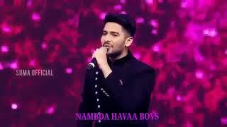 Arman Malik Kannada Song Ondu Malebillu Live Performance SIIMA AWARD online video cutter com