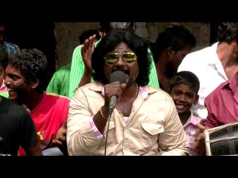 Chennai Super Hit Gana Song by Gana Bala - The Baashha - Must watch Gana Song