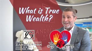 Bart Zandbergen on the Importance of Giving Back | The Joy of Giving
