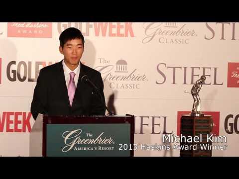 2013 Haskins Award Ceremony Highlights